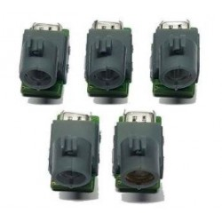 5 x GPS Tracking Rings -...